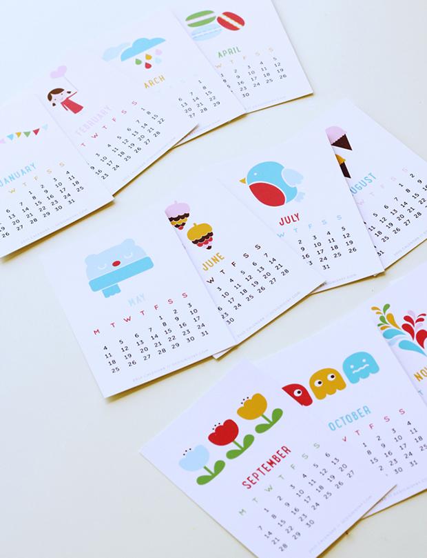 follow-the-colours-calendario-2015-design-is-yay-free-donwload