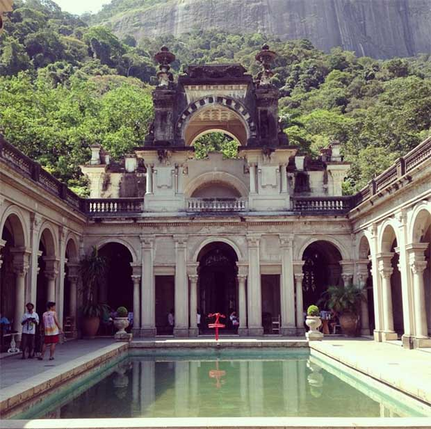 jardim vertical rio de janeiro: Photos – Arte E Decora O Jardim Am Rica Rio De Janeiro Bomneg Cio Com