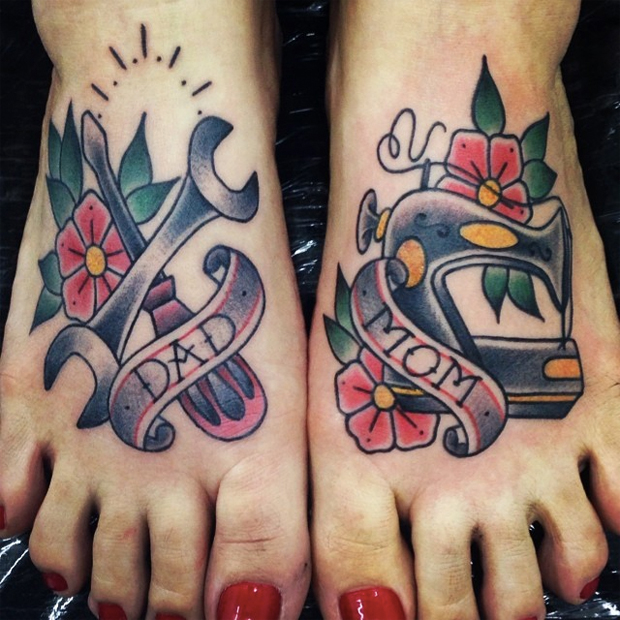 13 Tatuadores Brasileiros Experts Em Old School Follow The Colours