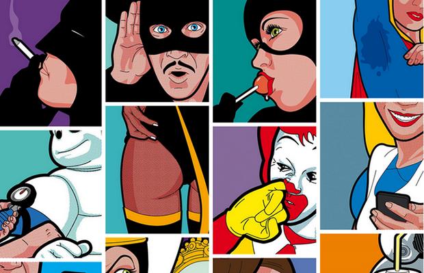 Super Herois Archives Follow The Colours