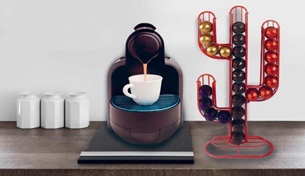 5 objetos de desejo para querer muito essa semana 06 - Nespresso porta cialde ...
