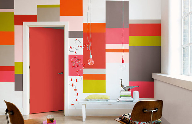 Quarto de casal archives follow the colours for Pinturas para casa colores de moda