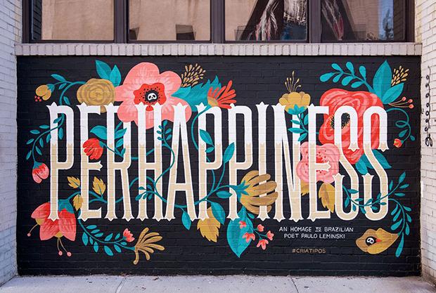 Cyla Costa resgata handmade em projetos de tipografia e ilustração