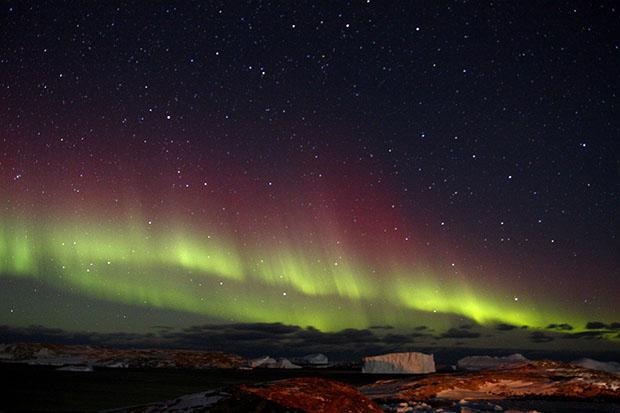 Aurora Boreal março 2015