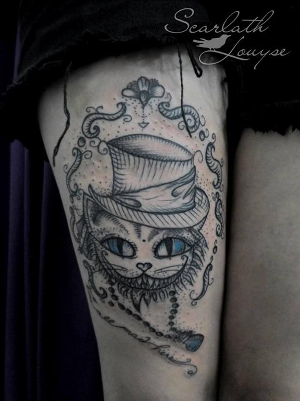 Foi fazer uma tatuagem 4