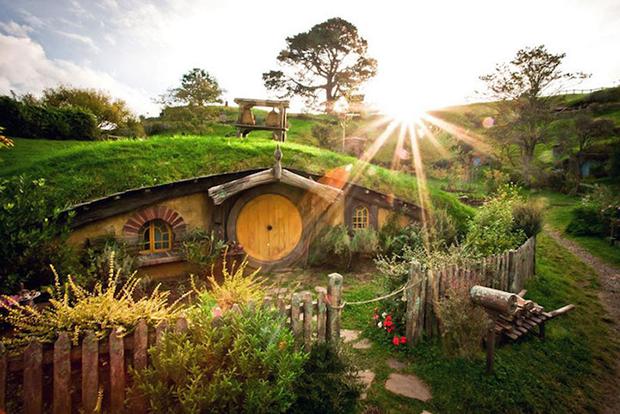 Na Nova Zelândia, visite o Hobbiton, o vilarejo de O Hobbit