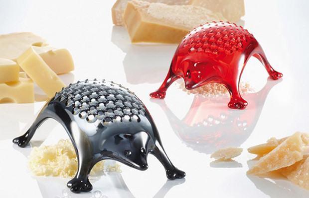 Hedgehog cheese grater Koziol