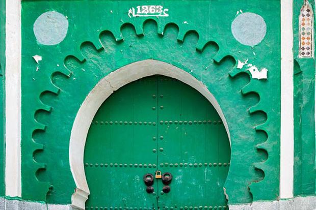 Shutterstock significado verde portas