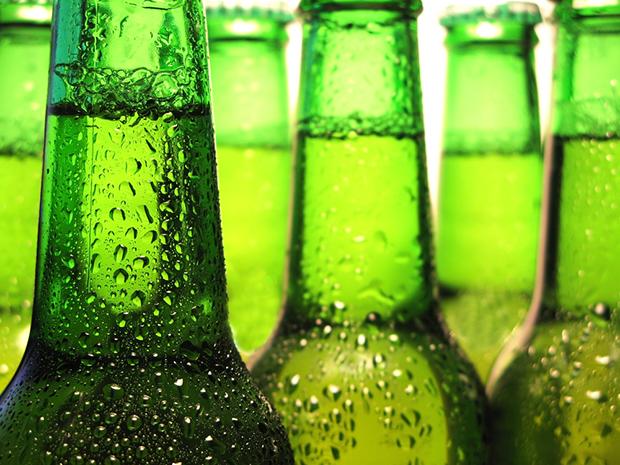 Significado cor verde garrafa cerveja