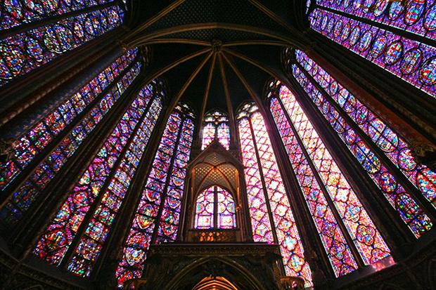 Shutterstock significado roxo Chapelle Paris