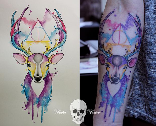 Tattoo friday Simona Borstnar 00