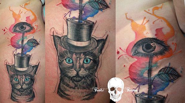 Tattoo friday Simona Borstnar 06