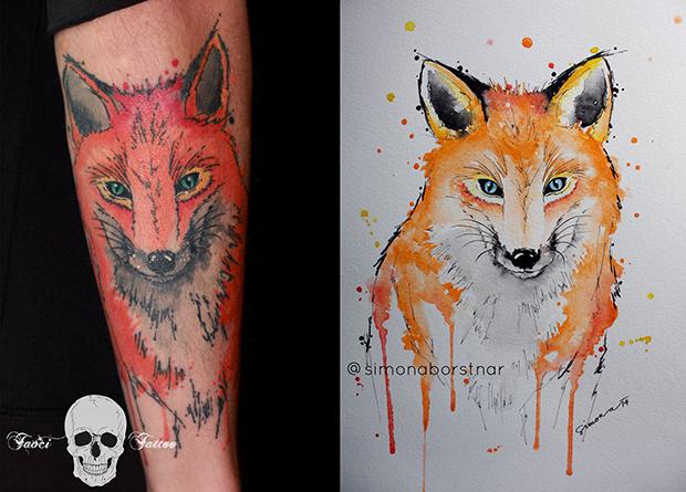 Tattoo friday Simona Borstnar 19