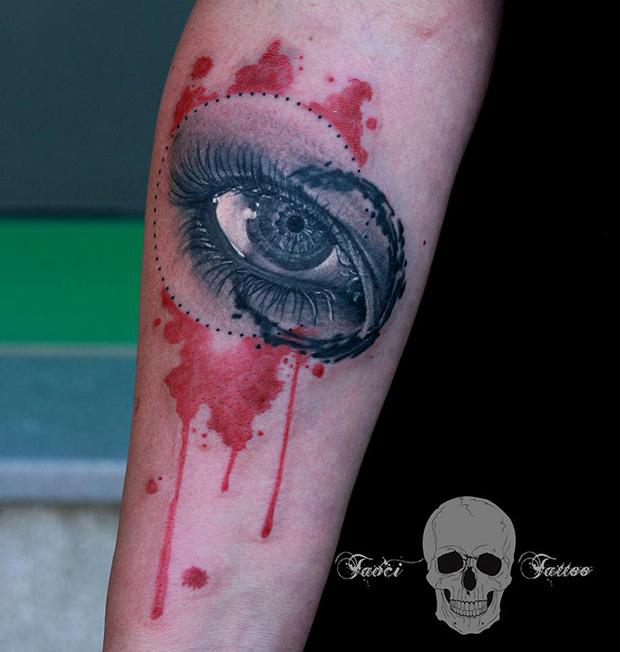 Tattoo friday Simona Borstnar 20