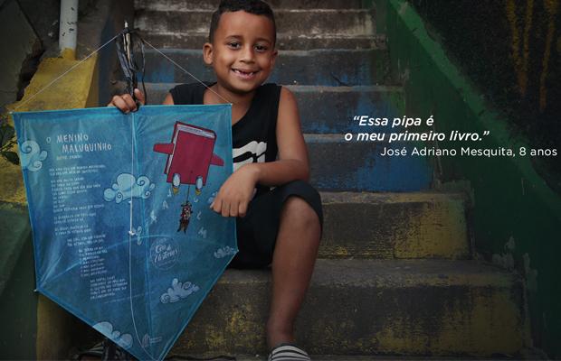 Projeto céu de histórias Instituto pró livro