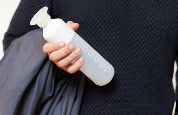 Dopper garrafa transparente