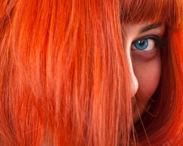 Laranja cores curiosidades cabelo