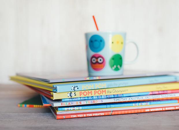 5 dicas de livros infantis bem coloridos para inspirar as crianças
