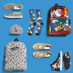 Vans x Disney! Vans lança coleção especial em parceria com a Disney