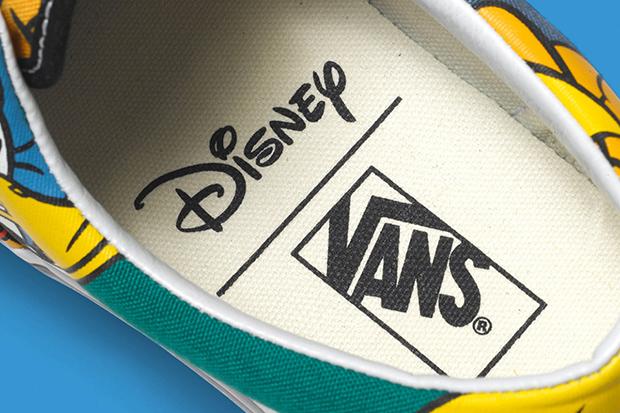 Vans Disney Coleção Young at Heart