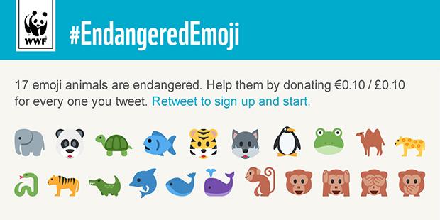 endangery emoji wwwf
