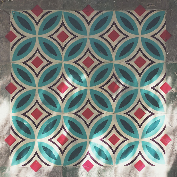 estêncil padrões geométricos javier de riba 01