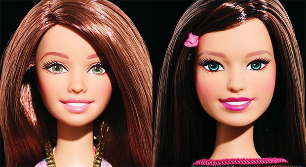 Barbie Fashionistas 2015