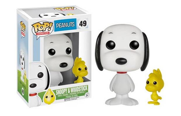 Snoopy funko objetos de desejo