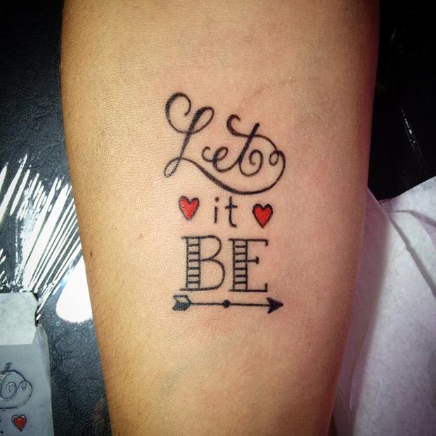 tattoo friday tatuagem dani bianco let it bee