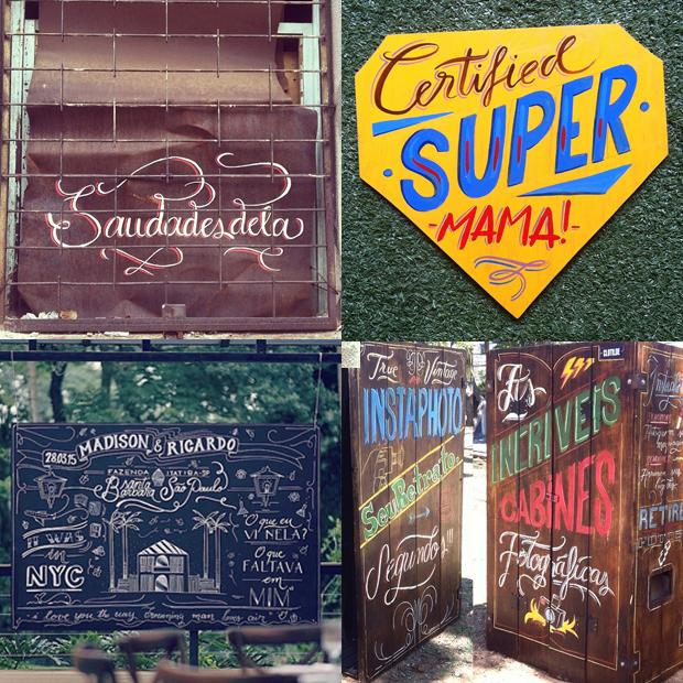 tipógrafos brasileiros calígrafos handlettering instagram Filipe Grimaldi