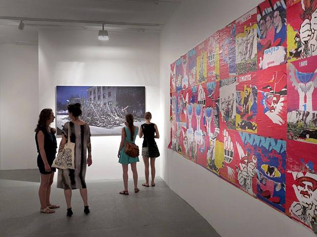 Berlim Ngbk Gallery
