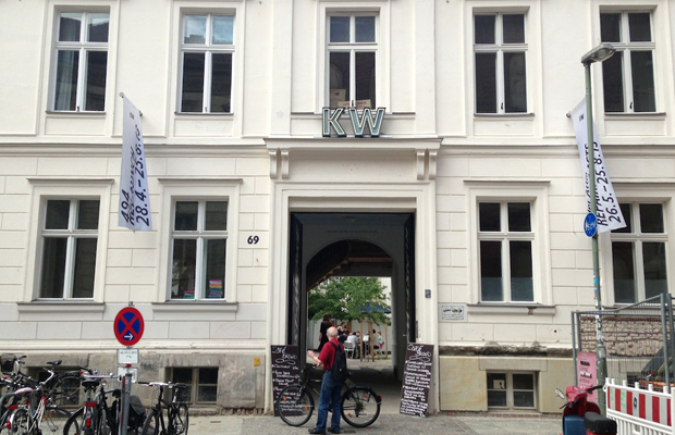 berlim KW Gallery