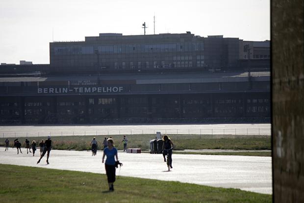 Berlim Aeroporto Tempelhof