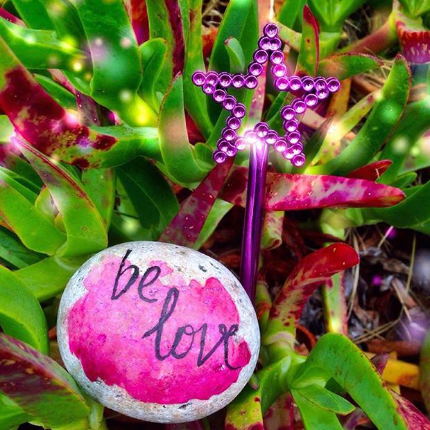 pedras projeto word rocks be love