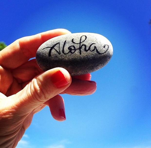 pedras projeto word rocks aloha