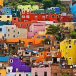 10 lugares coloridos incríveis para se visitar na América Latina