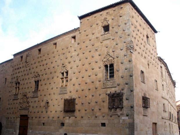 Salamanca Casa das Conchas