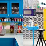 4 ideias simples para deixar a sua cozinha mais colorida!