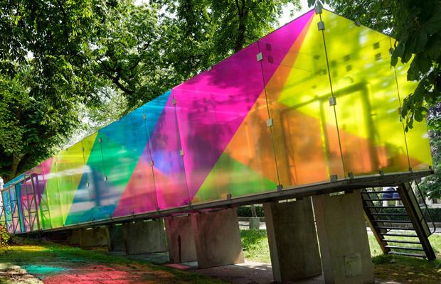CMY Pavilion