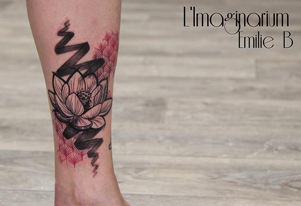 Émilie Barbera tattoo friday 15