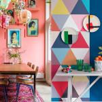5 dicas práticas e fáceis de executar para você deixar a sua casa muito mais colorida!