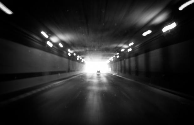 curiosidades cor preta preto túnel