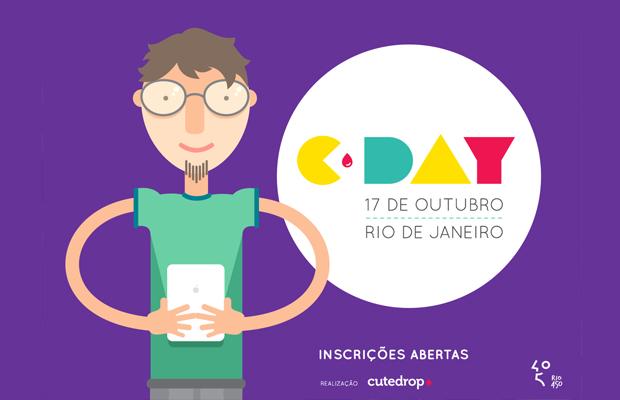 cutedrop day evento rio de janeiro