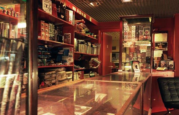 London Londres dicas lugares passeios davenports magic shop
