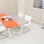 Essa pequena mudança de cor na mesa do seu escritório pode fazer toda a diferença!