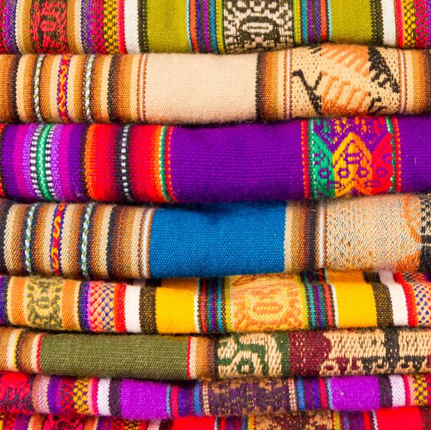 viagem São Paulo feira kantuta Bolívia