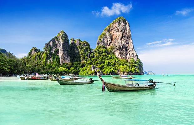 ilhas paradisíacas visitar redor mundo Phuket Tailândia
