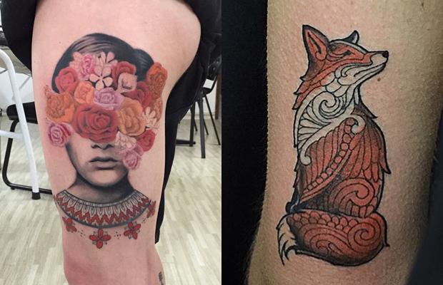 adalto branco tattoo