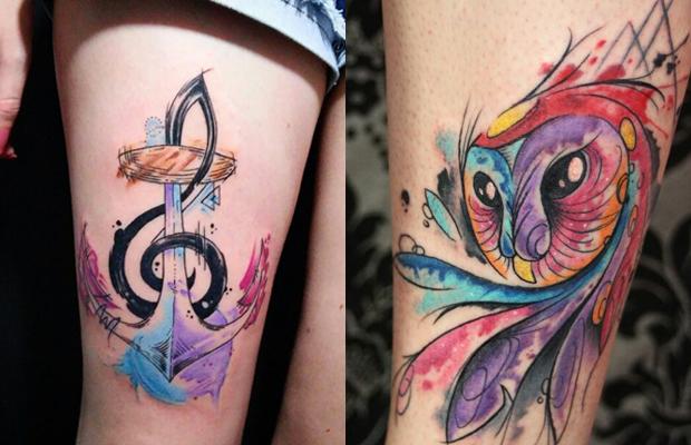kelvin Gabriel tattoo