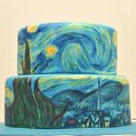 Art on Cakes: Artista cria fantásticos bolos inspirados em famosas obras de arte